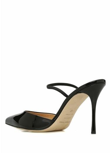%100 Deri İnce Topuklu Ayakkabı-Sergio Rossi